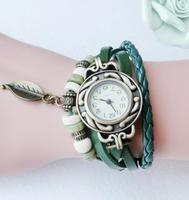 Multicolor-High-Quality-Women-Genuine-Leather-Watch-Bracelet-2