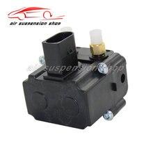 Für BMW F01 F02 F04 F07 F11 750Li 760Li 750i Luftfederung Kompressor Pumpe Ventil Block 37206789450 Auto Reparatur Kit zubehör