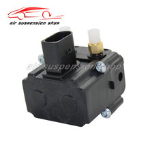 Voor Bmw F01 F02 F04 F07 F11 750Li 760Li 750i Luchtvering Compressor Pomp Valve Blok 37206789450 Auto Reparatie Kit accessoires