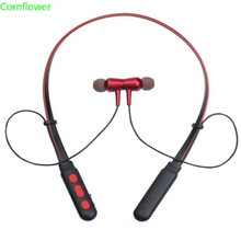 Magnetic Bluetooth Headset Neck-mounted Wireless Hanging neck