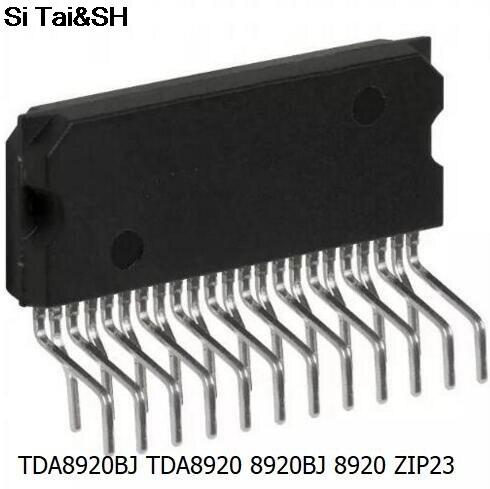 1pcs/lot TDA8920BJ TDA8920 IC 210W D 23SIL ZIP-23