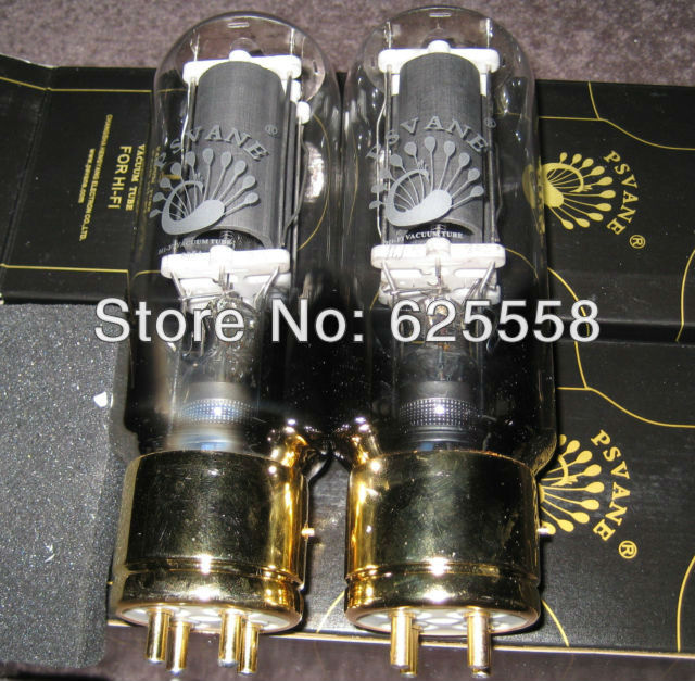 Matched pair PSVANE 300B Vacuum Tubes electronic valve HiFi series Brand new psvane uk 300b l vacuum tubes hifi exquis united kingdom serie 300b lamp