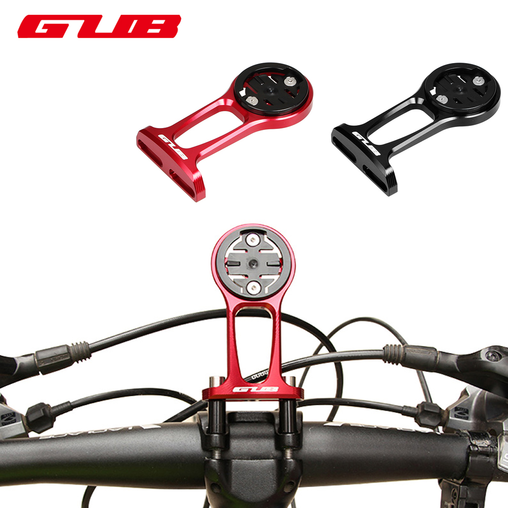 GUB 690 Ordinateur De Vélo Mont Guidon Pour Garmin Cateye Bryton Bord Tige De Montage Accessoire GPS Support Informatique