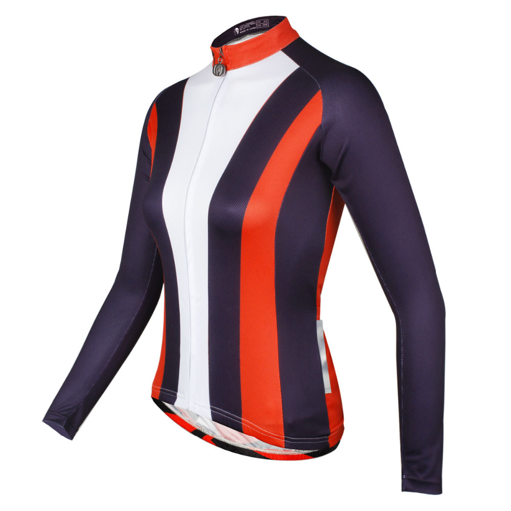 fa8d8283a ILPALADINO New Cycling Clothing Women MTB Mountain Bike Bicycle Cycling  Jerseys Long Sleeve Sports Clother Summer -in Cycling Jerseys from Sports  ...