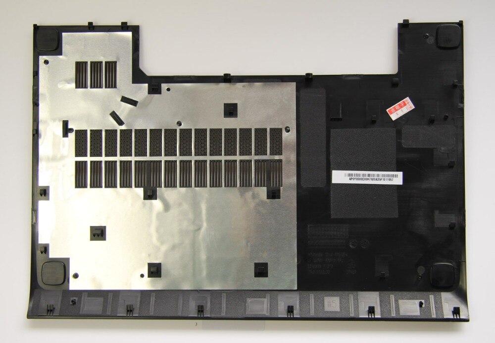 Új eredeti Lenovo G500 G505 G510 laptop hátsó borító fekete - Laptop kiegészítők - Fénykép 2