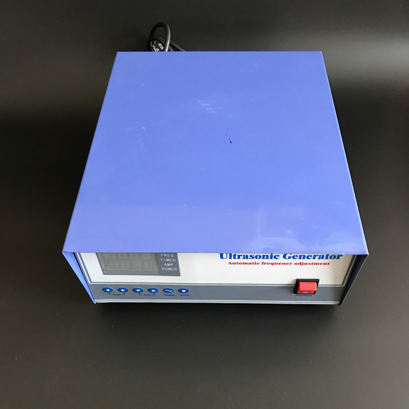 1200W Digital Ultrasonic Generator Factory Wholesale Pulse Power Control Adjustable Frequency Ultrasonic Cleaning Generator