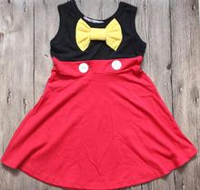 2017 Girls Clothing snow white princess dress Clothing,Kids Clothes,belle girls dress kids dress Family Clothing mermaid minnie