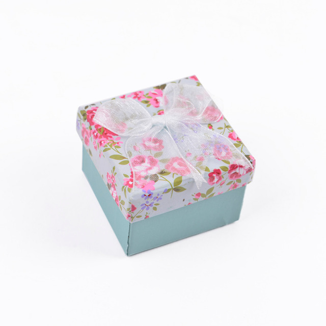 Jewelry Gift Box Boite A Bijoux De Rangement Caixa De Joias Macaron