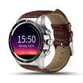 Lemse y3 1.39 pulgadas smart watch android 5.1 os quad core 512 mb RAM 4 GB ROM Monitor de Frecuencia Cardiaca medida Altura 3G wifi smartwatch