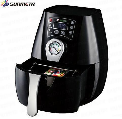 High Quality Mini 3D Sublimation Vacuum Heat Press Machine Heat Press Printer For Mugs and Phone case Printing ST-1520
