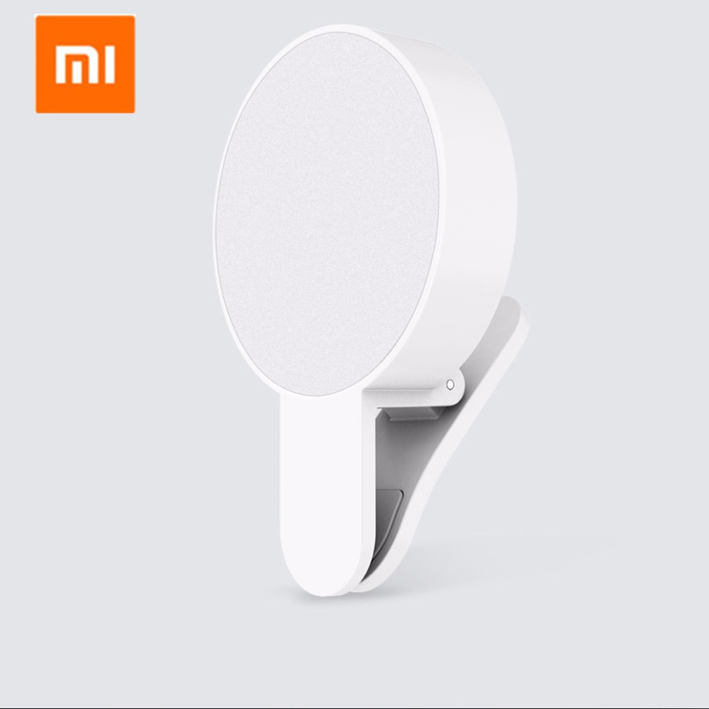Original xiaomi mijia yuemi fill led light (Usb charge version ) For xiaomi smart home three dimming / minimalist design
