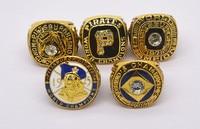 1909 1925 1960 1971 1979 Pittsburgh Pirates World Series Championship Ring
