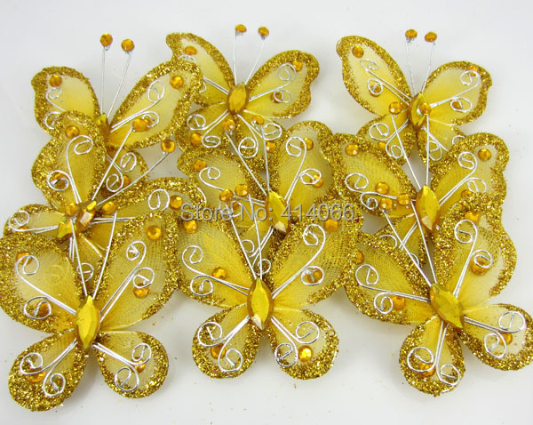 Online Get Cheap Gold Wedding Decorations Aliexpresscom