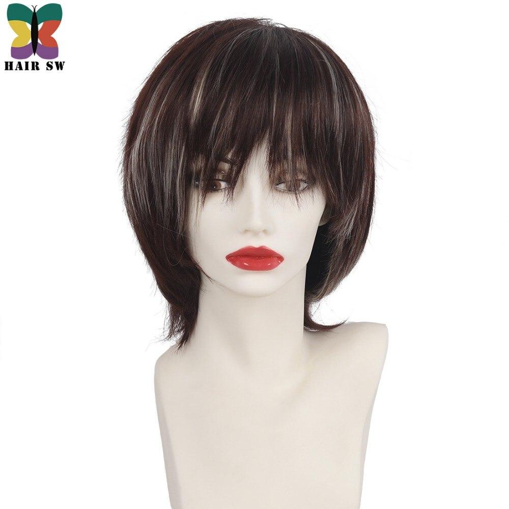Ladies Natural Hair Wigs