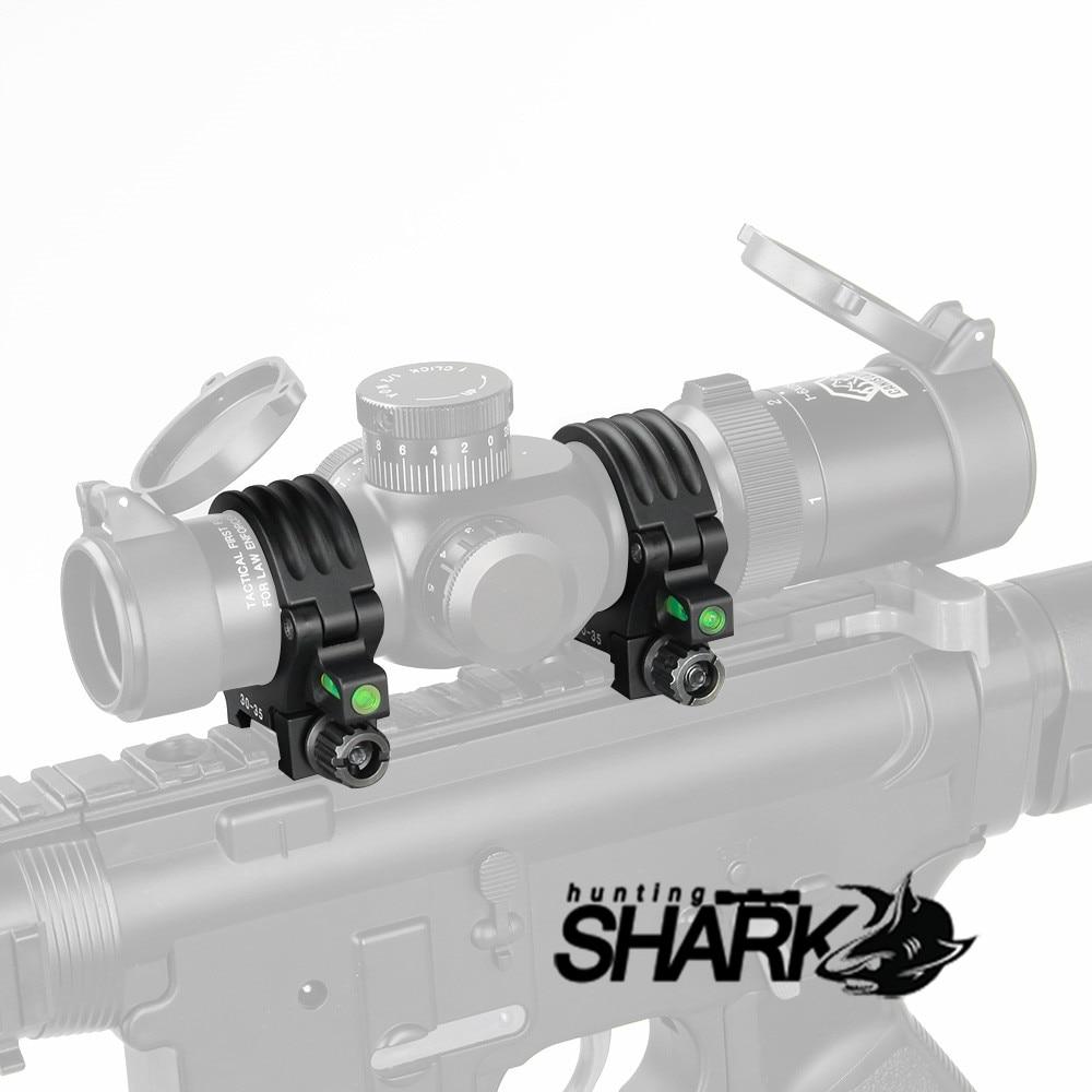 Canis Latrans Tactique 6063 Aluminium 21.2 MM Monture Ajustement pour la Chasse En Plein Air Accessoire HS24-0138