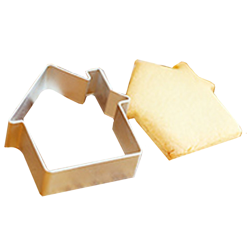 Kids Toy Cartoon Creative DIY Cookies Cake Mould Mousse Ring Kitchen Baking Mold