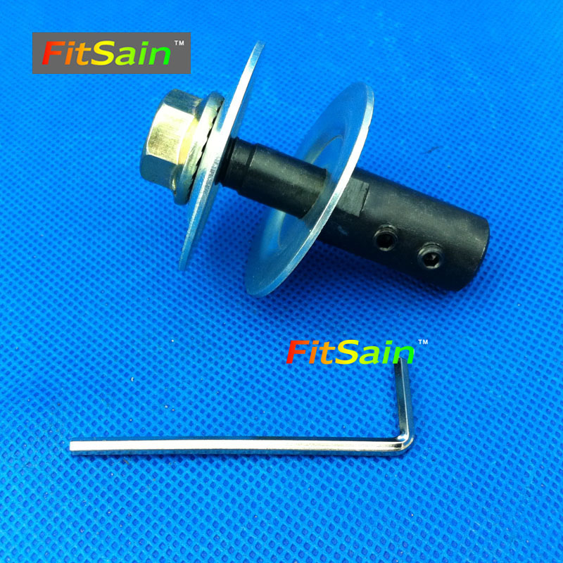 FitSain--Connecting rod grinding wheel Grinding polishing motor shaft 8/10mm Adapter coupling bar подвесной светильник st luce sl299 053 01 page 3