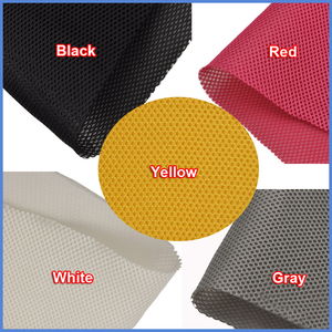 Image 3 - スピーカー雑巾グリルステレオフィルターファブリックメッシュオーディオスピーカーボックス防塵グリル服 # 黒1.4x0.5m