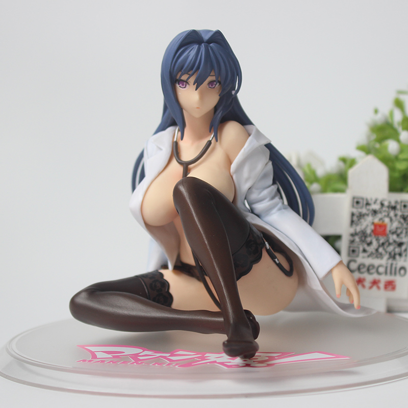 Orchid Seed Maken ki Nijou Aki 1/7 Scale Sexy Anime Girls Figure Collectible Model Toy 12cm ключница акита 32х46 см aki 1007
