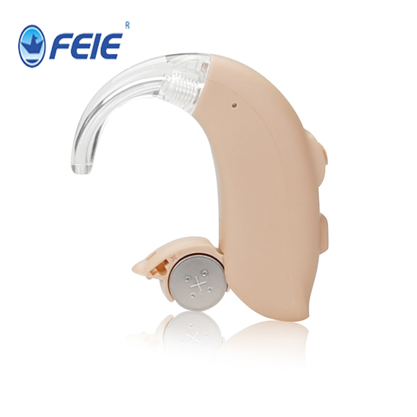 new Digital Tone Cheap Hearing Aid Behind Ear Sound Amplifier Adjustable Hearing Aid Electronic Deaf Ear Care for the deaf MY-15 ear care hearing amplifiers sound enhancement deaf hearing aid amplifier ear aid my 33 digital rechargeable hearing aids