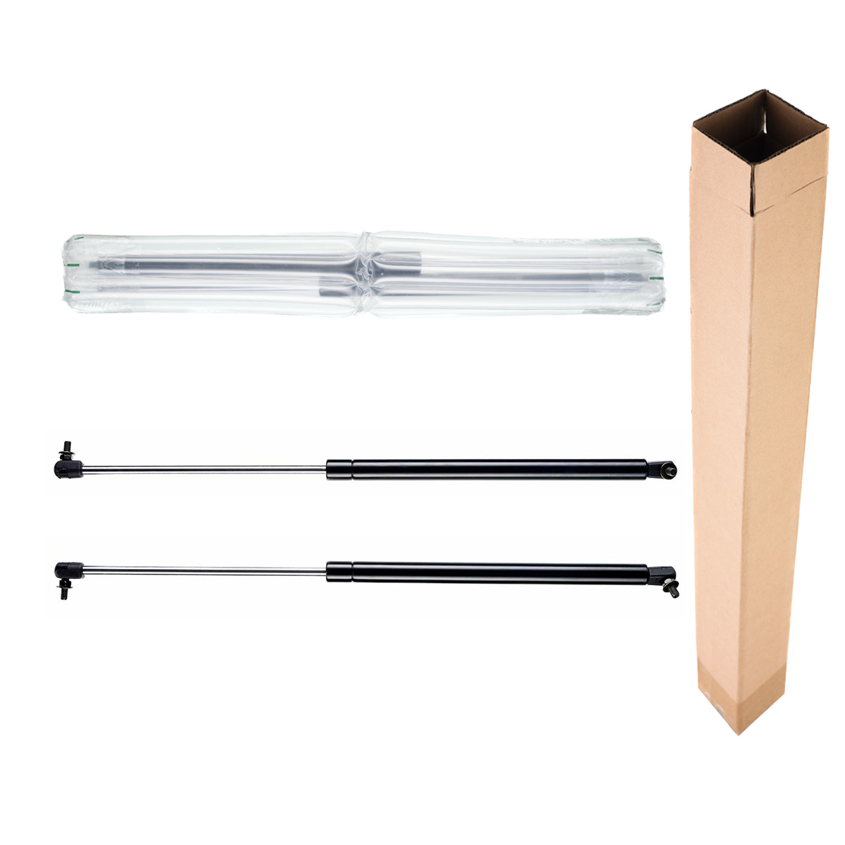 2x rear hatch tailgate lift supports gas struts for nissan pathfinder torrano i 240sx terrano 1987