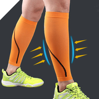 Exercise Calf Support Graduated Compression Socks For Men Breathable Leg Slimming Socks Extreme Fit Compression Circulatory