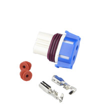 1pcs Car Motorcycle 9006 Ceramics Waterproof DIY Female Quick Adapter Connector Terminals Plug Kit For Car Led(China)