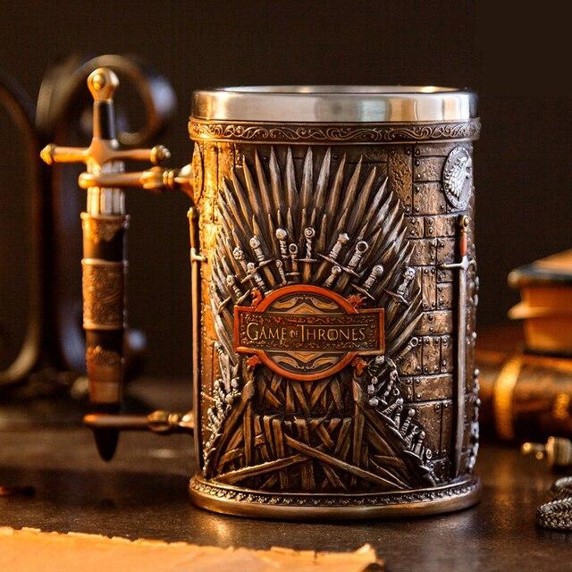 Iron Throne Tankard  1