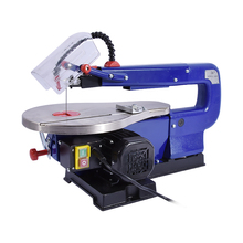 New Arrival 85W MQ50 Wire Saw Machine Woodworking Saws Desktop Electric Curve Saws Wire Saws 220v / 110V 1450RPM 0-45 Degrees