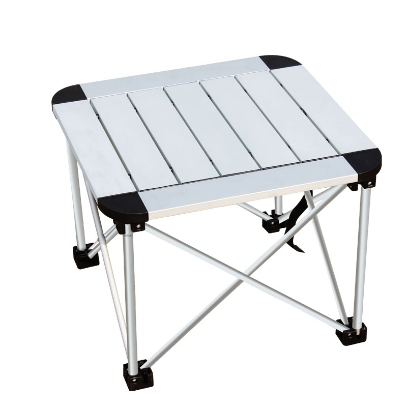 Ordinaire Outdoor Folding Table Aluminum Alloy Folding Portable Table Small In  Outdoor Tables From Furniture On Aliexpress.com | Alibaba Group