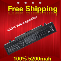 5200 MAH LAPTOP BATTERY AA PB9NC5B AA PB9NC6W AA PL9NC2B For SAMSUNG Q530 NP R540 NP
