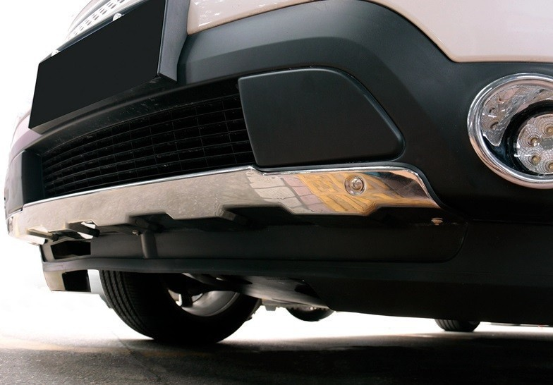 Accessories For Ford Explorer Only Front Bumper Sill Plate Protector 2011 2012 2013 2014 2015 In