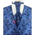 Формальные дизайн мужская свадебная одежда жилет