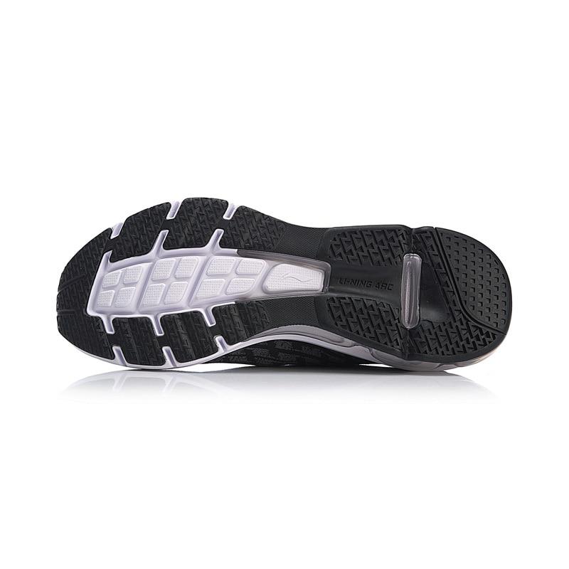Li-ning hommes bulle ARC coussin chaussures de course réfléchissant Mono fil respirant doublure chaussures de Sport baskets ARHN049 XYP753 - 5