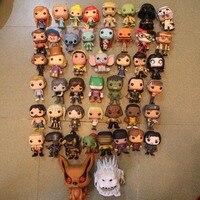 Imperfect Funko POP TV Star Trek Kobe Game Of Thrones Naruto Wow Boxer Horror Movie Series