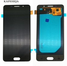 Super AMOLED LCD Display For Samsung Galaxy A5 2016 A510 A510F A510M LCD Display Touch Screen Digitizer Assembly