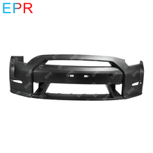 For Nissan GTR R35 Nismo Style Glass Fiber Front Bumper Tuning Part Auto Trim Racing Fiberglass
