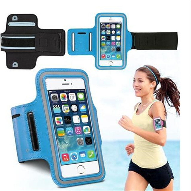 Waterproof Sport Arm Band Case For Iphone 5S 6S 6S Plus