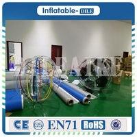 Заводская цена 1.8 м ТПУ воды гуляя воды zorb гигантский надувной мяч Зорб шар надувной танец воды мяч