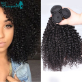 4 Bundles Kinky Curly Hair Unprocessed Natural Black Human Hair Extentions Eurasian Virgin Hair Afro Kinky Curly Virgin Hair