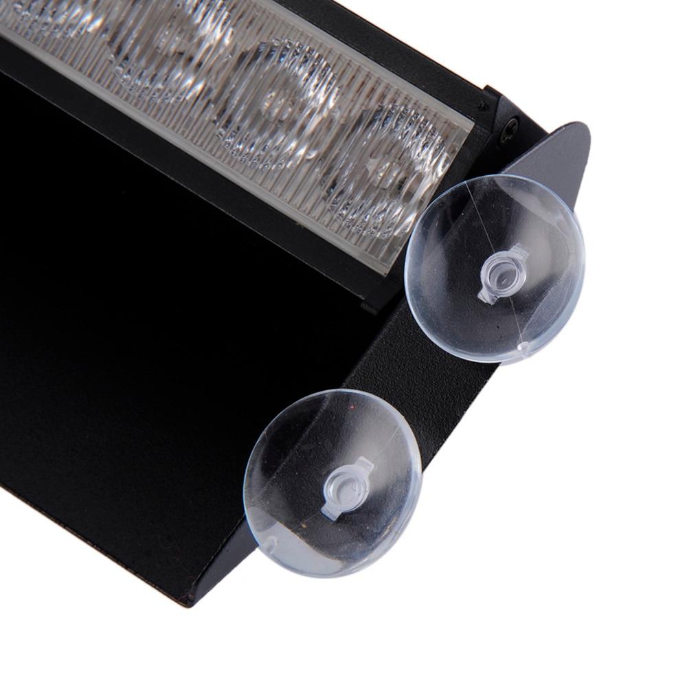 10000-12000MCD Super Parlaq 8 LED12V 8W Siqnal Sönən Xəbərdarlıq - Avtomobil işıqları - Fotoqrafiya 4