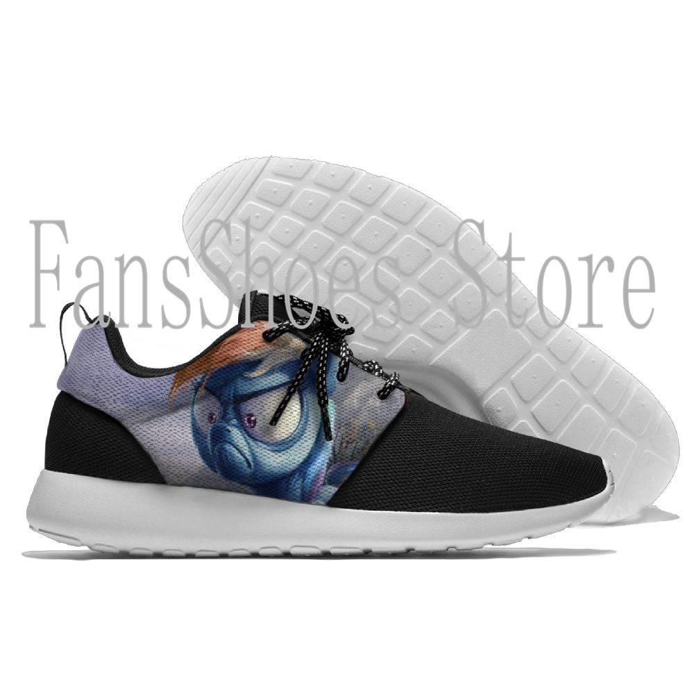 Rainbow Blue Horse Running Shoes low Sport Shoes Outdoor Walking Shoes Men Sneakers Comfortable Women Sport Running Shoes