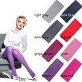 Múltiples colores VIVID SHEER PANTYHOSE Color medias para mujer 20D medias transparente