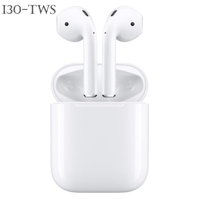 I30 TWS auricular Bluetooth pop Bluetooth inalámbrico auriculares PK 2 cápsulas i10 i20 i14 i40 i60 tws