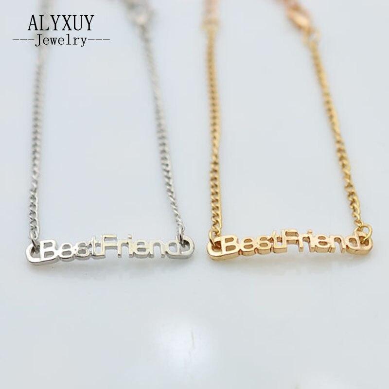 """Best Charm Bracelet: Aliexpress.com : Buy New Fashion Jewelry """"best Friend"""