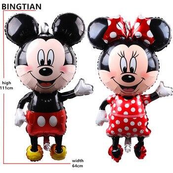 Duży balon Myszka Mickey Minnie