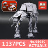 NEW LEPIN 05050 1137pcs AT AT The Robot Model Building Blocks Bricks Classic Compatible 10178 Boys
