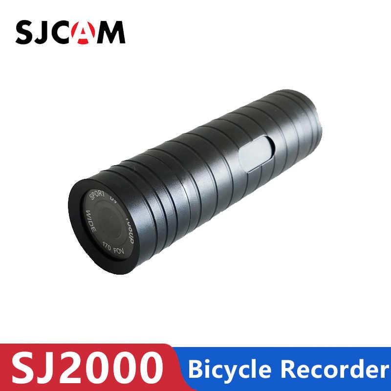Оригинальный SJCAM SJ2000 Спорт действий камера 30 м водостойкий 1080 P Full HD Велоспорт Шлем Мини Открытый DV