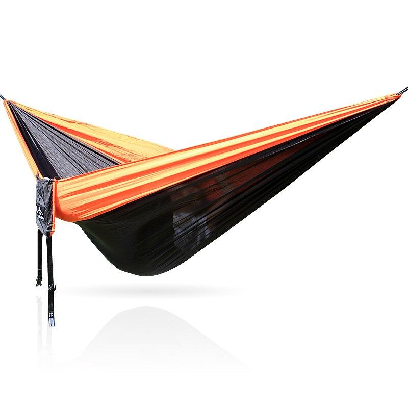 Hammock Fabric Nylon Parachute Fabric aotu at6716 parachute nylon fabric double hammock light blue