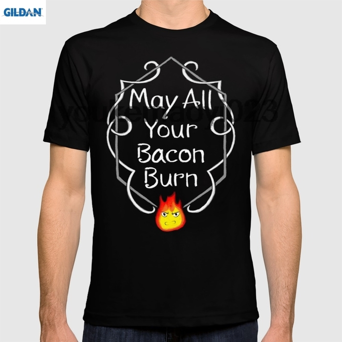 Возьмите может все ваши бекон сжечь для мужчин футболка